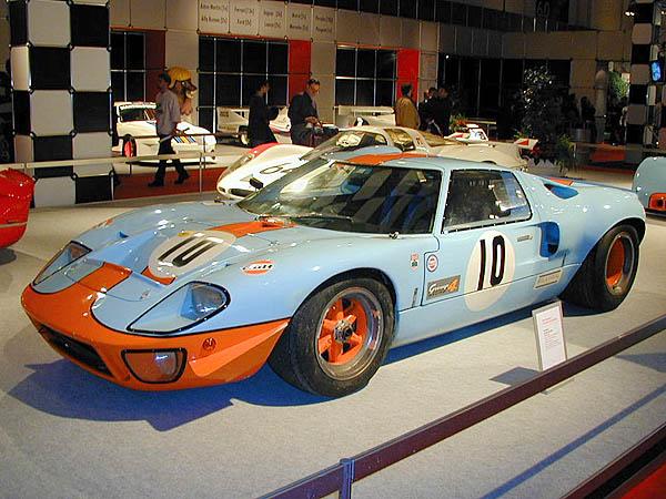 1968 Ford GT40 Mk I
