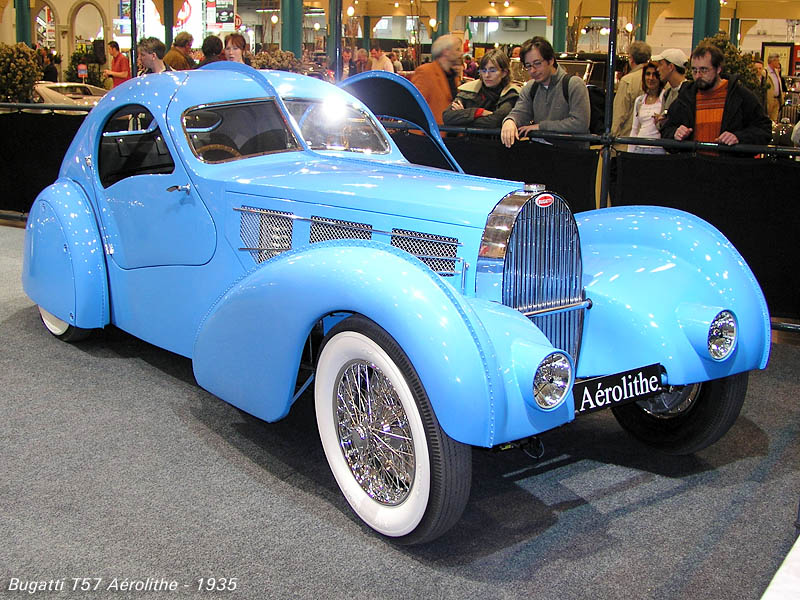 Bugatti aerolithe - photo#23