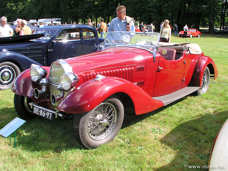 Bugatti Type 57 the crown on the myth  page 1 of 8