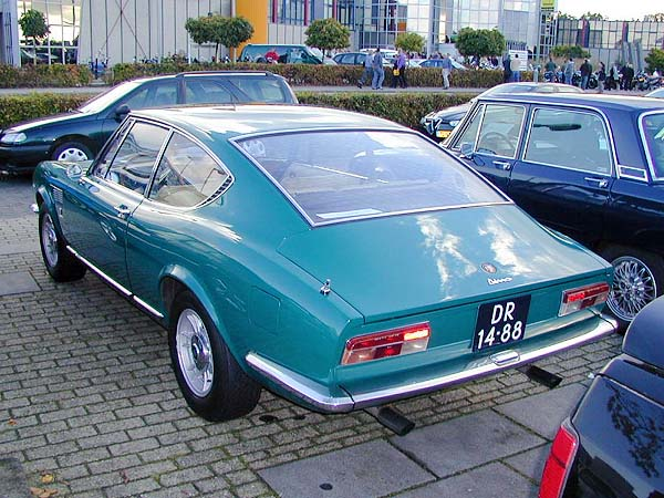 Fiat Dino 2000 Coupe 1967 1969 Page 3 Of 5