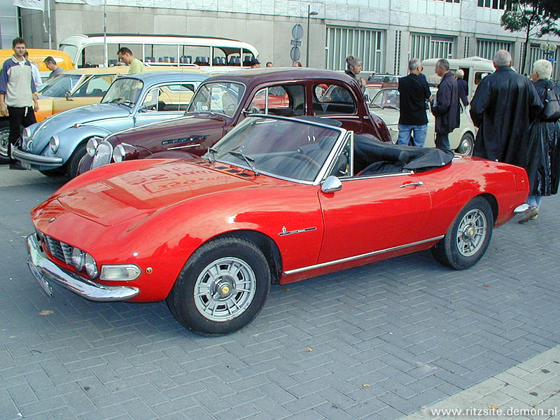 Dino Fiat Sports Car