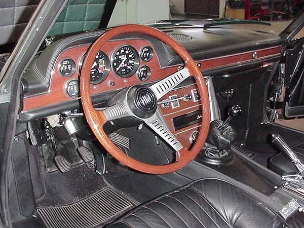 Fiat Dino Spider Int