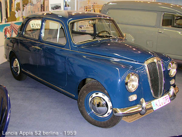 Rank Lancia Car Pictures 1959 Lancia Appia Pictures
