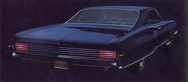 GTO Alternative: 1966 Pontiac Grand Prix