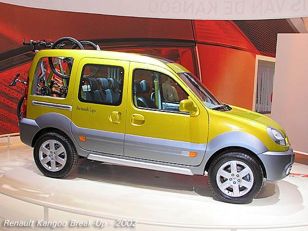 auto entertaintment and lifestyle renault kangoo 2002. Black Bedroom Furniture Sets. Home Design Ideas