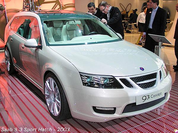 SAAB 9-3 Sport Hatch concept