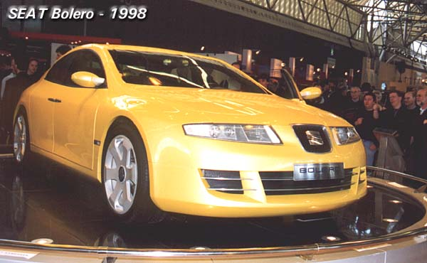 Autorai 1999 The Concept Cars