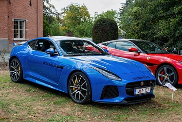Jaguar F-Type SVR coupe 2018 fr3q