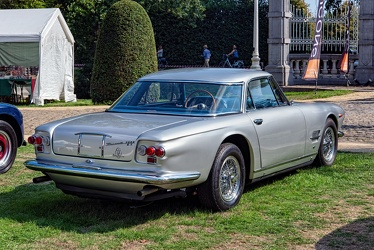 Maserati 5000 GT by Allemano 1963 r3q