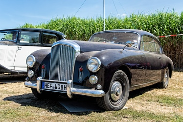 Bentley R Continental FHC by Graber 1953 fl3q