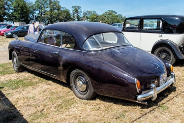 Bentley R Continental FHC by Graber 1953 r3q