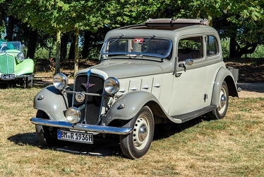 Hanomag Rekord 2-door sedan by Ambi-Budd 1937 fl3q
