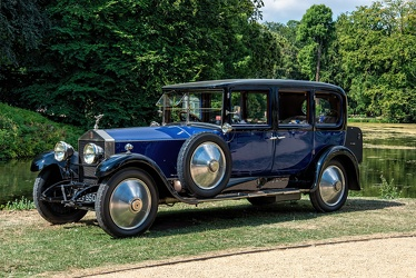 Rolls Royce 40/50 HP Silver Ghost limousine by Mulliner 1924 fl3q2