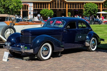 Cord 812 Beverly 4-door sedan 1937 fl3q