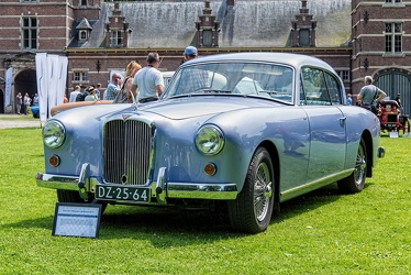 Alvis TC108/G 2-door saloon by Willowbrook 1956 fl3q
