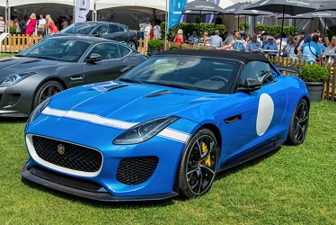 Jaguar F-Type Project 7 2016 fl3q