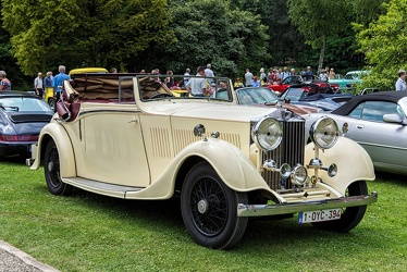 Rolls Royce Phantom II sedanca coupe 1934 fr3q