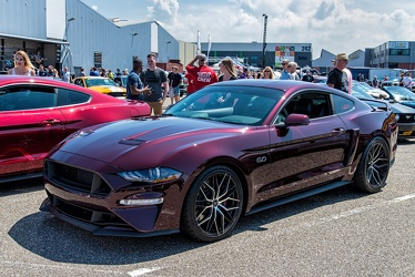 Ford Mustang S6 GT 5.0 V8 fastback coupe 2018 fl3q
