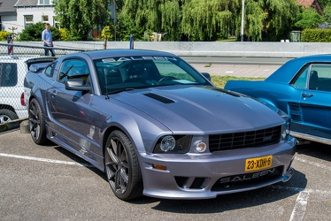 Saleen Ford Mustang S5 S281 SC fastback coupe 2006 fr3q