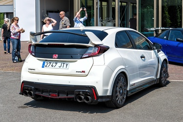 Honda Civic FK2 Type R 2016 r3q