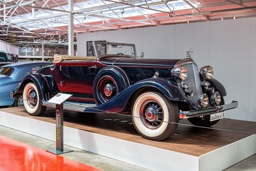 Pierce Arrow Model 836 convertible coupe roadster modified 1933 fr3q