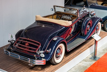 Pierce Arrow Model 836 convertible coupe roadster modified 1933 r3q