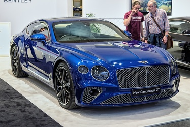 Bentley Continental GT S3 First Edition 2018 fr3q