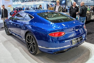 Bentley Continental GT S3 First Edition 2018 r3q