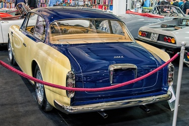 Siata 208 CS berlinetta by Bertone 1952 r3q