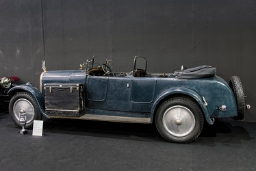 Voisin C11 14 CV open torpedo by Belvallette 1927 side