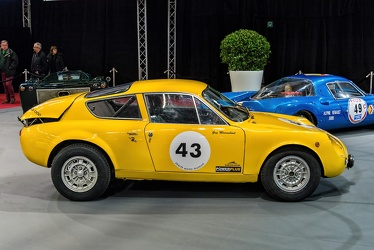 Abarth Simca 1300 GT by Beccaris 1962 side