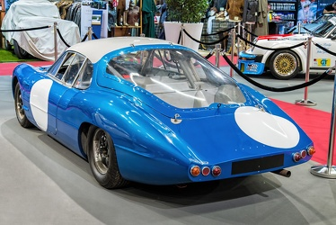 Alpine M63 Le Mans Group P 1963 r3q