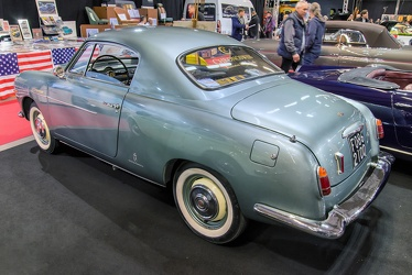 Fiat 1100/103 TV S1 berlinetta by Pininfarina 1954 r3q