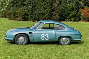 DB Panhard HBR 5 MM by Chausson 1956 side