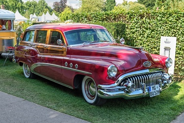 Buick Super wagon 1952 fr3q