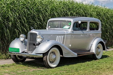 Pontiac Model 601 2-door sedan 1933 fl3q