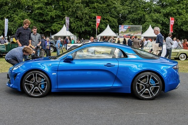 Alpine A110 premiere edition 2017 side