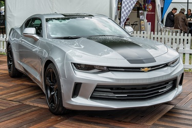 Chevrolet Camaro S6 2.0 Turbo coupe 2017 fr3q