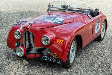 Fiat 500 C MM barchetta by Mor & Sca 1949 fl3q