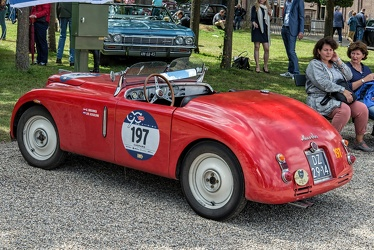 Fiat 500 C MM barchetta by Mor & Sca 1949 r3q