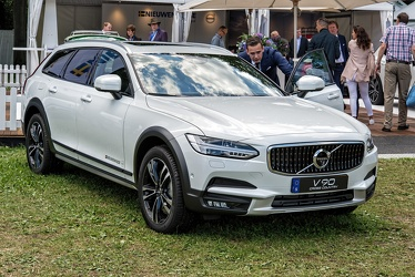 Volvo V90 Cross Country T6 AWD 2017 fr3q