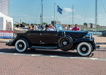 Cadillac Series 355 B V8 all weather phaeton by Fisher 1932 side