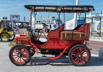 Rambler Model H tonneau 1904 side