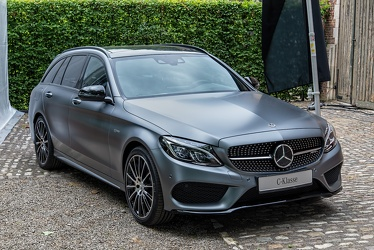 AMG Mercedes C 43 S205 4Matic estate 2017 fr3q