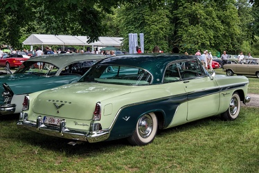DeSoto Firedome Special hardtop coupe 1955 r3q