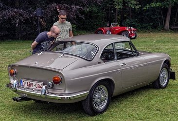 MG B Berlinette by Jacques Coune 1964 r3q