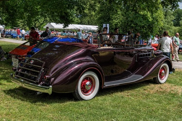 Packard 1401 Eight convertible victoria 1936 r3q