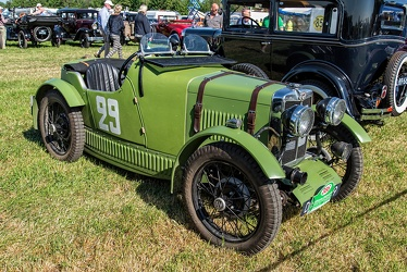 MG M Midget Double 12 1930 fr3q