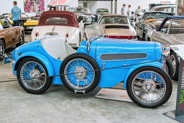 BMW 3/15 PS DA 2 Sport 600 roadster by Ihle 1929 side