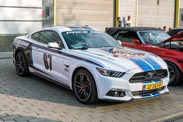 Ford Mustang S6 Ecoboost OSCAAR Pace Car fastback coupe 2015 fr3q